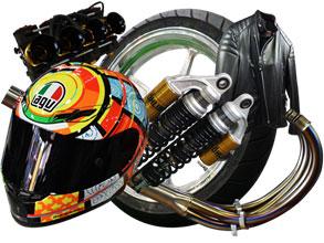 Piese motociclete