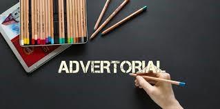 Scrie un Advertorial in modul corect